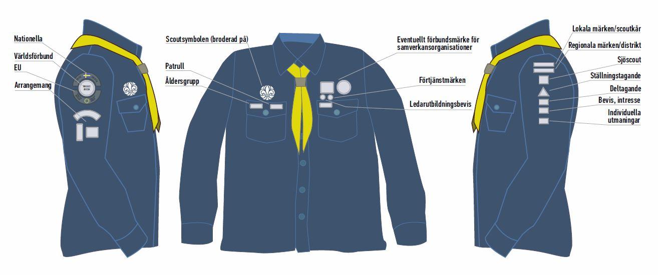 scoutskjorta